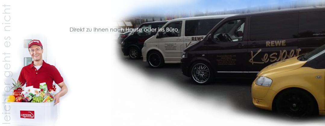 Rewe Kesper & Rode - Lieferservice